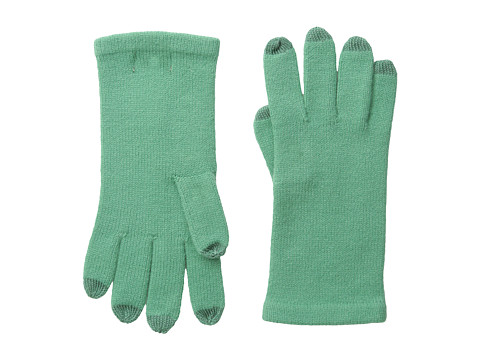 Echo Design - All Over Echo Touch Glove (Mint) Dress Gloves