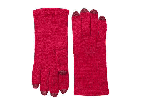 Echo Design - All Over Echo Touch Glove (Magenta) Dress Gloves