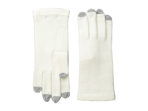 Echo Design - All Over Echo Touch Glove (Cream) Dress Gloves