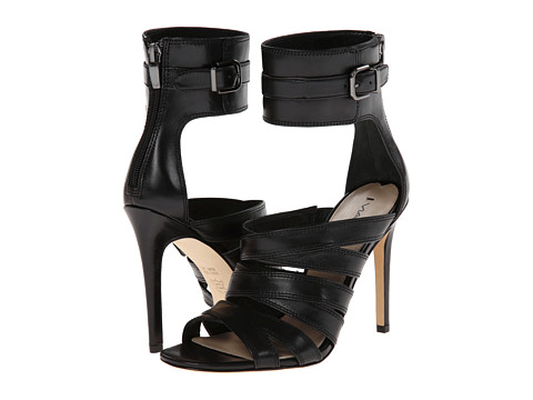 Via Spiga - Tarren (Black Eclipse Calf) High Heels