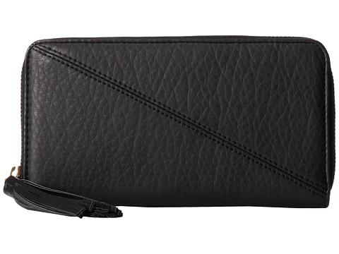 Volcom - Janis Wallet (Vintage Black) Wallet Handbags