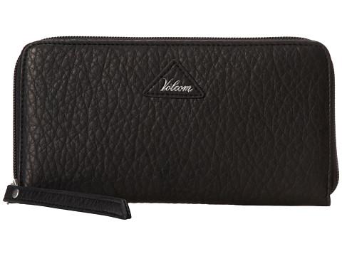 Volcom - Gemma Wallet (Vintage Black) Wallet Handbags