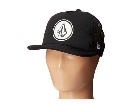Volcom - Coast Hat (Big Kids) (Black) Caps