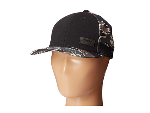 Volcom - Patch Hat (Big Kids) (Bark Brown) Caps