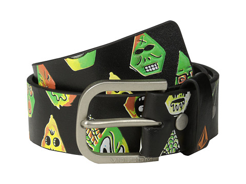 Volcom - Loco Belt (Big Kids) (Pumpkin) Men's Belts