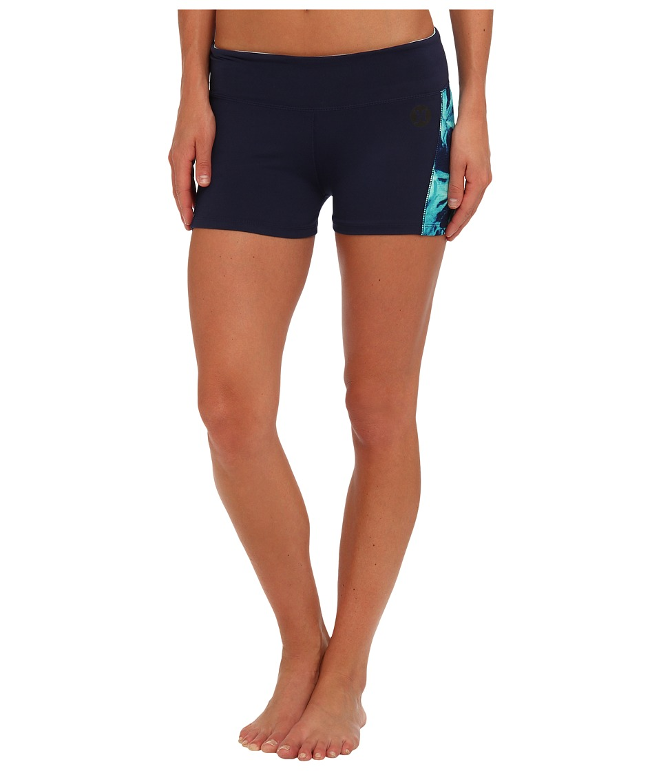 Hurley - Dri-FIT Compression Short (Midnight Navy) Women