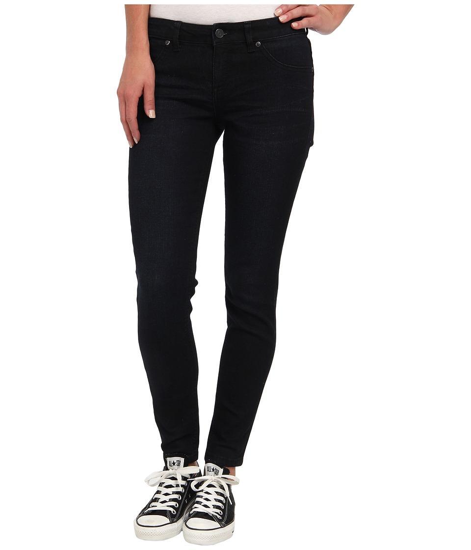 Volcom - Liberator Denim Legging (Blue/Black) Women