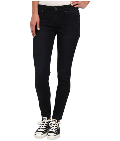 Volcom - Liberator Denim Legging (Blue/Black) Women