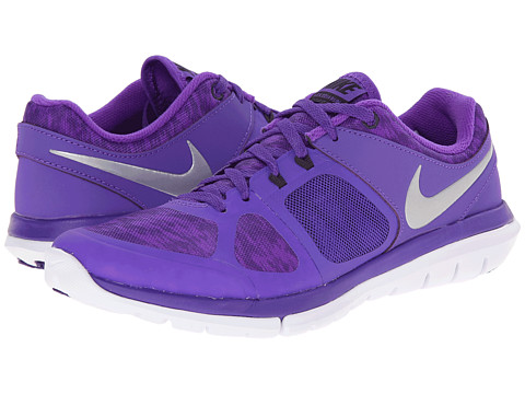 Nike - Flex 2014 RN Flash (Hyper Grape/Black/Court Purple) Women's Running Shoes