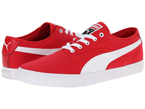 PUMA - El Loch (Ribbon Red/White/Black) Men