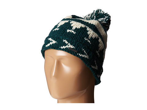 Volcom - Revel Beanie (Midnight Green) Beanies