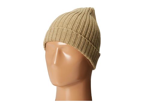 Volcom - Standard Wool Beanie (Drill Khaki) Beanies