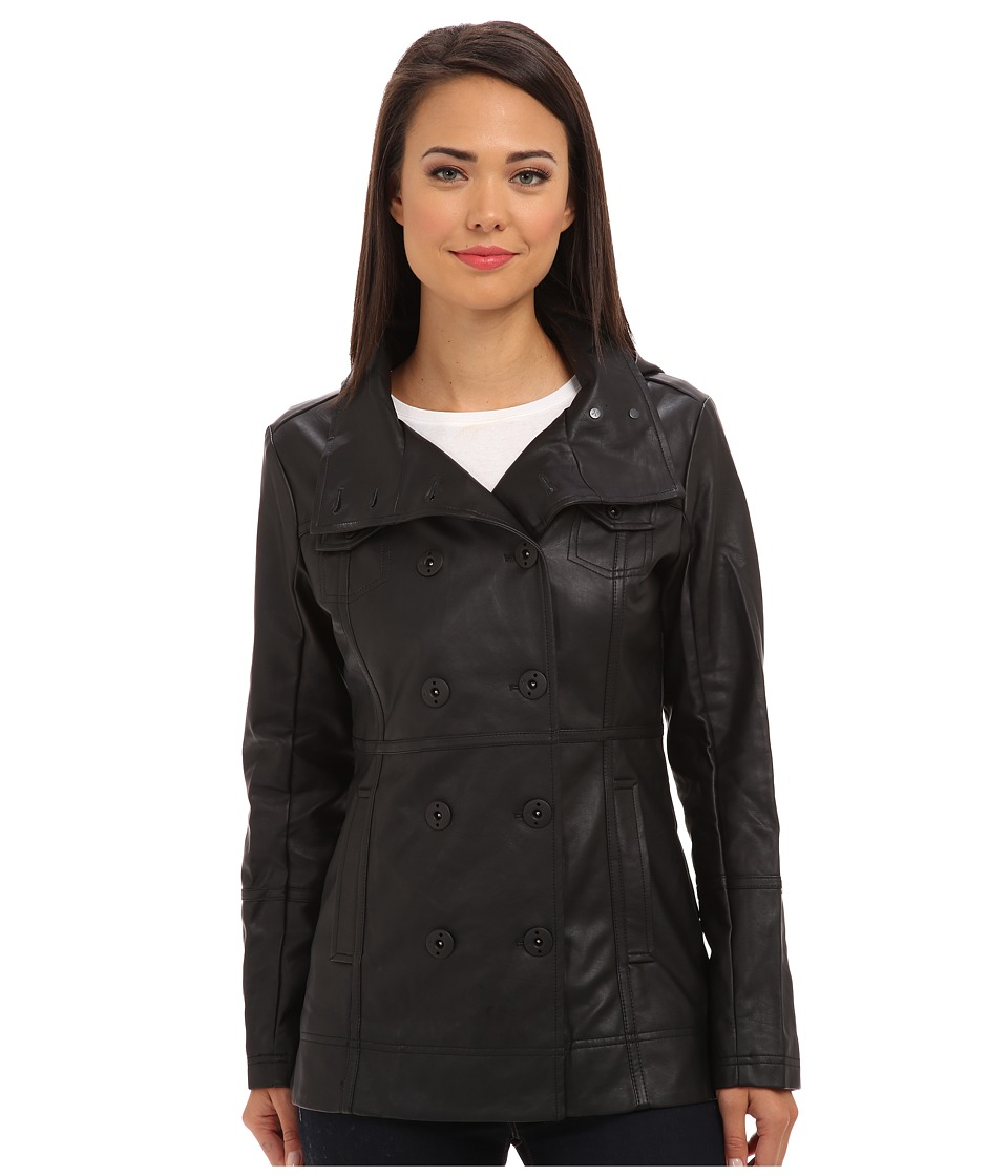 Hurley - Winchester Novelty Jacket (Black) Women