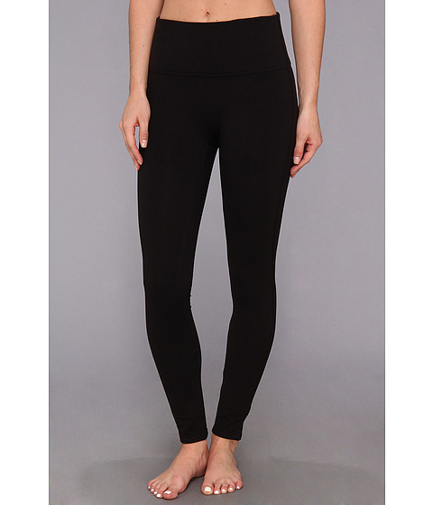 Spanx - Ready-to-Wow! Structured Leggings (Black) Women's Casual Pants