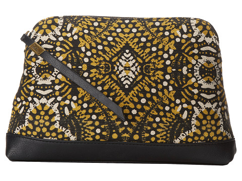 Volcom - On The Road Case (Black) Handbags