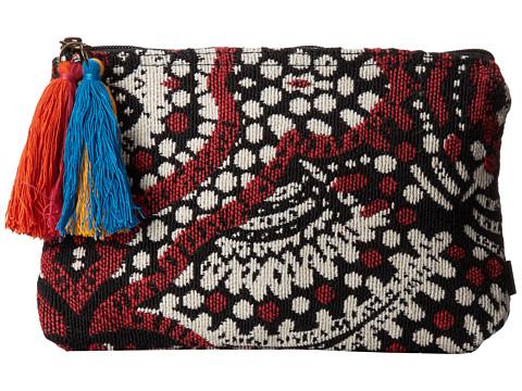 Volcom - Harmony Pouch (Black) Handbags