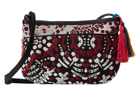 Volcom - Harmony Crossbody (Black) Cross Body Handbags