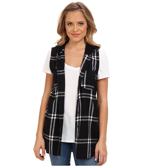 Hurley - Wilson Vest (Black Oslo) Women's Vest