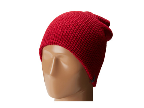 Volcom - Bleach Beanie (Maroon) Beanies