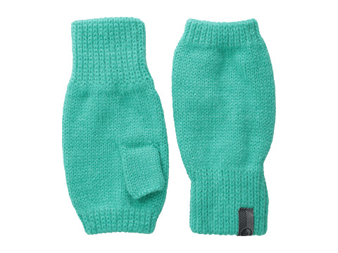 Volcom - Edge Gloves (Bright Turquoise) Over-Mits Gloves