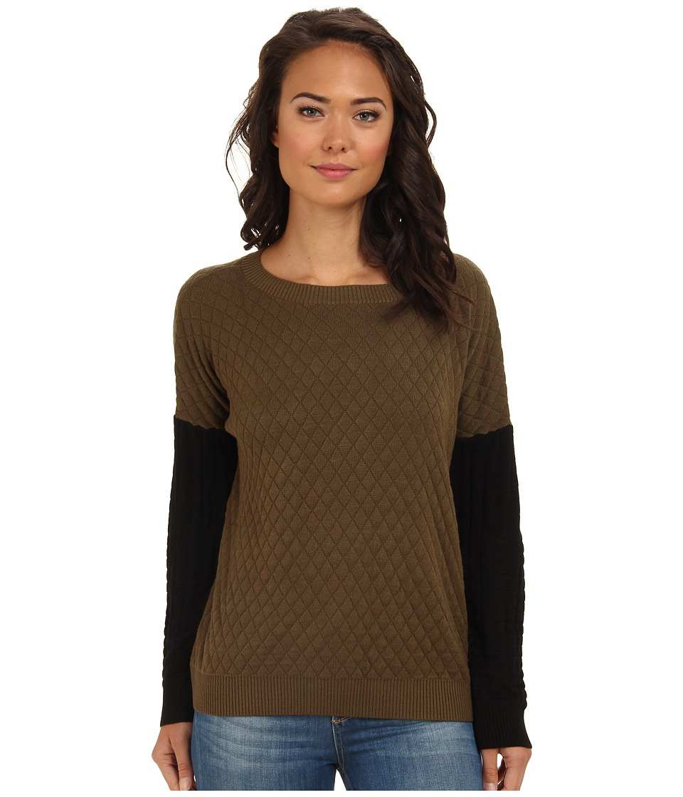 Hurley - Luna Sweater (Rough Green) Women's Sweater