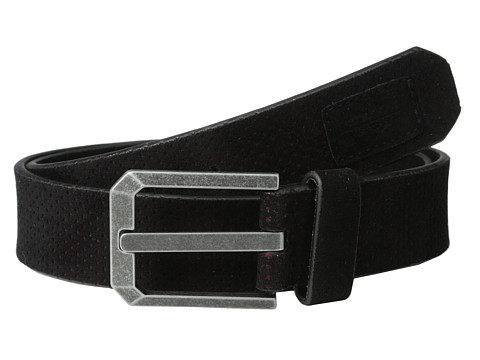 Volcom - Vendito Belt (Sulfur Black) Men's Belts
