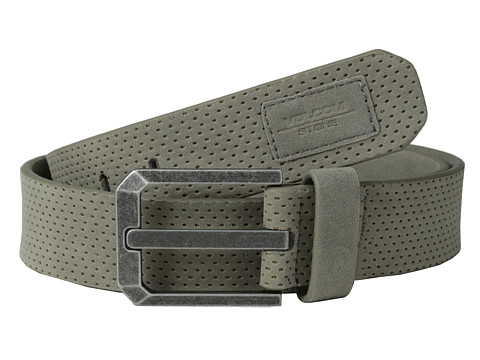 Volcom - Vendito Belt (Slate Grey) Men's Belts