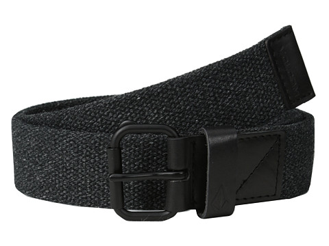 Volcom - Back Country 1 1/2 Belt (Old Grey) Men's Belts