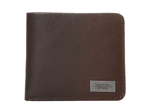 Volcom - Factor Wallet (Hyde Brown) Wallet Handbags