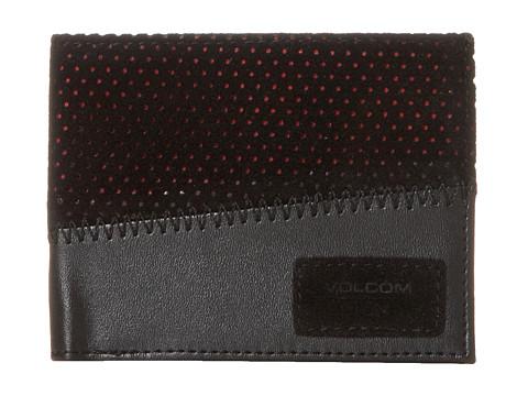 Volcom - Venti Wallet (Sulfur Black) Wallet Handbags