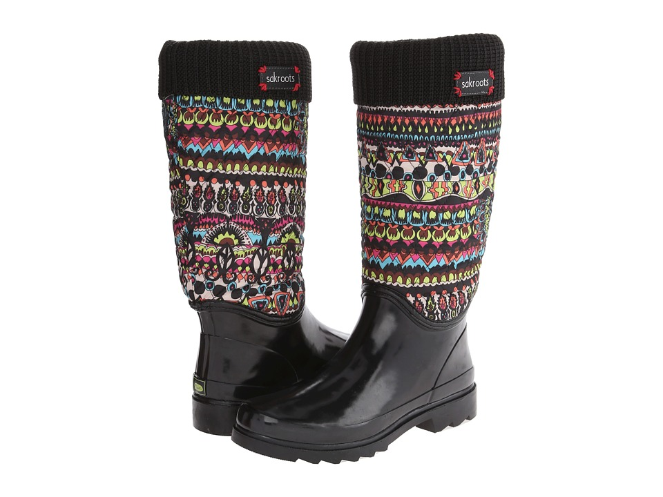 The Sak - Reprise (Neon One World) Women's Rain Boots