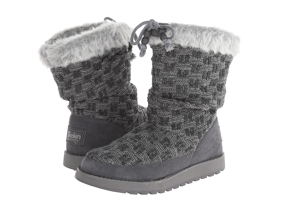 SKECHERS - Keepsakes - Meadow (Charcoal) Women's Boots
