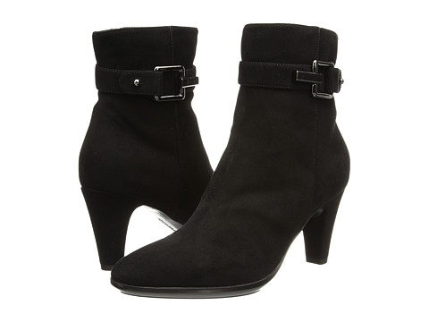 Aquatalia - Dorotea (Black Suede) Women
