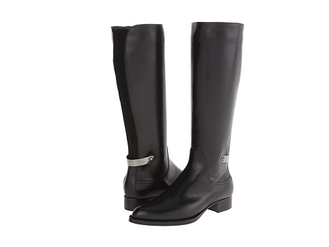 Aquatalia - Gutsy (Black Calf) Women