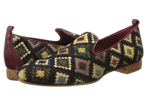 Johnston & Murphy - Rea Slipper (Needlepoint) Women's Shoes