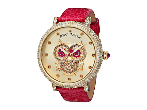 Betsey Johnson - BJ00396-06 (Gold) Watches