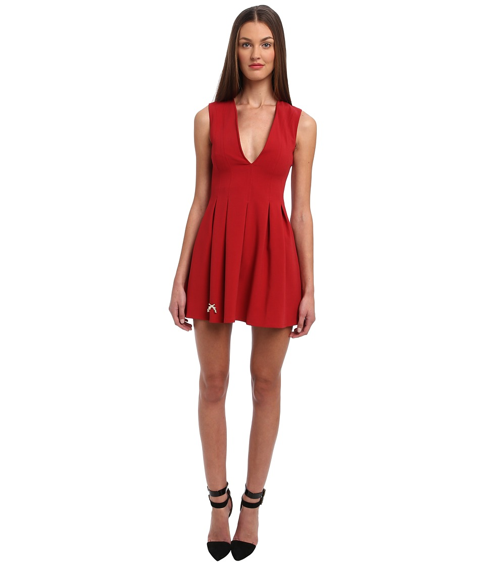 Philipp Plein - Dress Passion (Red) Women
