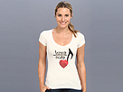 Life is good Love Note Newbury V-Neck Tee