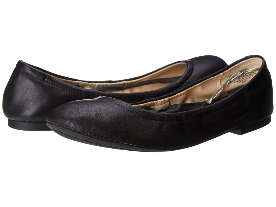 Nine West - Andhearts (Black Leather 1) Women's Slip on Shoes