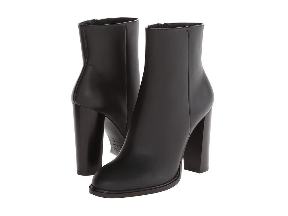 Vince - Overton (Black Madrid Calf) Women
