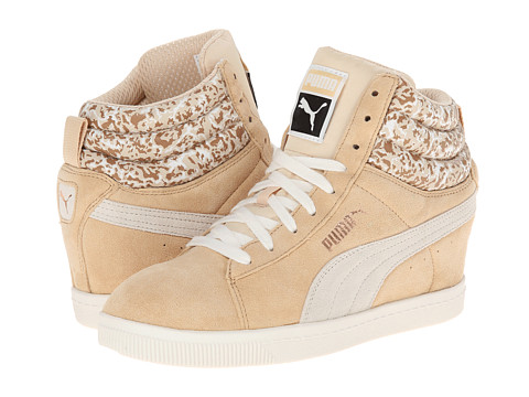 PUMA - PC Wedge NC (Honey Peach) Women's Classic Shoes