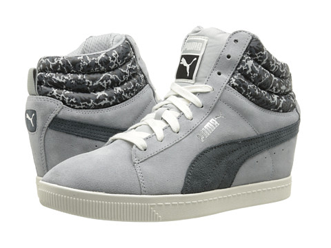 PUMA - PC Wedge NC (Quarry) Women's Classic Shoes