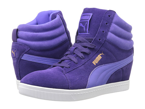 PUMA - PC Wedge WW (Parachute Purple) Women