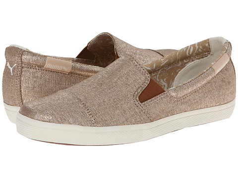 PUMA - PC Extreme Vulc (Honey Peach/Marshmallow) Women