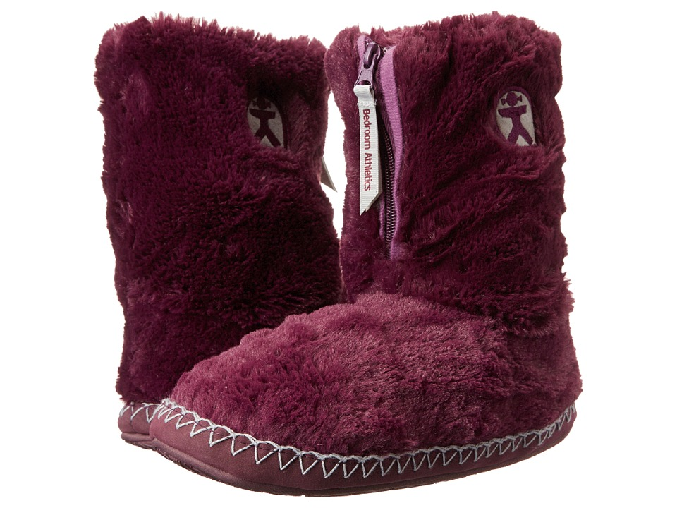 Bedroom Athletics - Marilyn (Plum 2) Women's Slippers