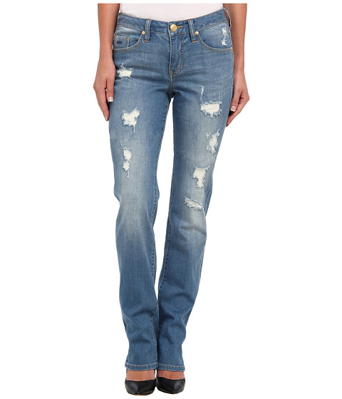 Jag Jeans - Jackson Mid Straight in Old Faithful (Old Faithful) Women's Jeans