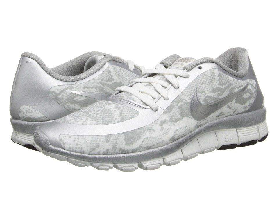 Cheetah Nike Women s Free 5.0 V4 Running  99282f600