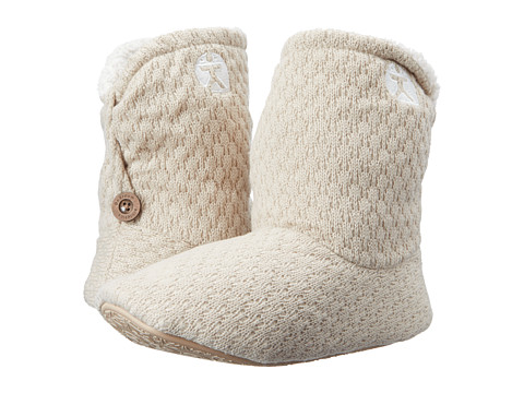 Bedroom Athletics - Thandie (Natural) Women's Slippers