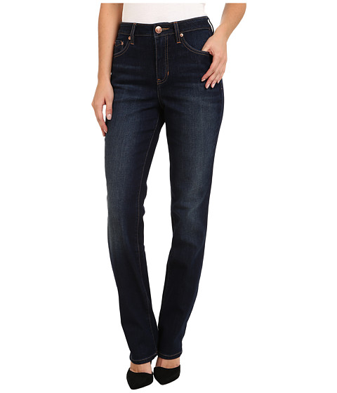 Jag Jeans - Sydney High Straight in Blue Elvis (Blue Elvis) Women