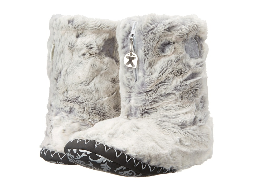 Bedroom Athletics - Cole (Silver Fox) Women's Slippers